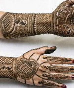 Bridal Mehndi Designs 2015