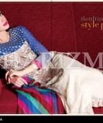 Charizma Winter Dresses 2015 Volume 2 For Women 0012
