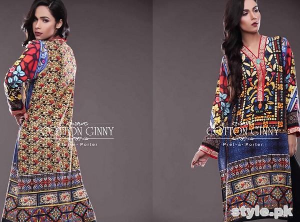 Cotton Ginny Winter Dresses 2015 Volume 2 6