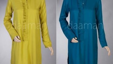 Daaman Ready To Wear Dresses 2015 For Women 1
