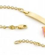 Designs Of Gold Bracelets For Girls 004