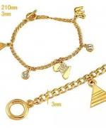 Designs Of Gold Bracelets For Girls 009