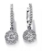 Diamond Earrings 2015 For Girls 001