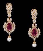 Diamond Earrings 2015 For Girls 0016