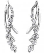 Diamond Earrings 2015 For Girls 0017