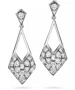 Diamond Earrings 2015 For Girls 002