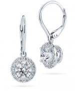 Diamond Earrings 2015 For Girls 006