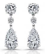 Diamond Earrings 2015 For Girls 009