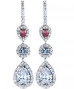Diamond Earrings 2015 For Girls 05