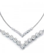 Diamond Necklaces 2015 For Girls 006