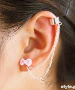 Fashionable Ear Cuff Designs 2015 For Women 2