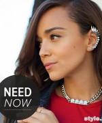 Fashionable Ear Cuff Designs 2015 For Women 4