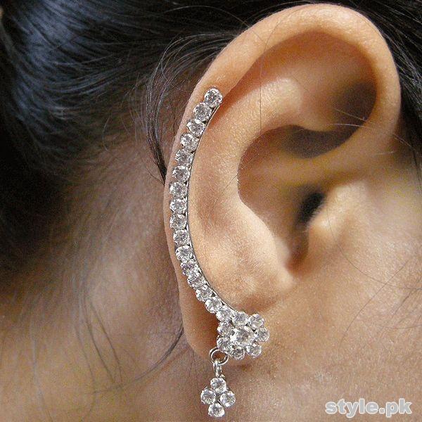 Fashionable Ear Cuff Designs 2015 For Women 5