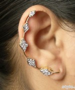 Fashionable Ear Cuff Designs 2015 For Women 6