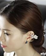 Fashionable Ear Cuff Designs 2015 For Women 8