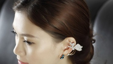 Fashionable Ear Cuff Designs 2015 For Women 8