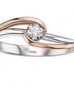 Gold Engagement Rings 2015 For Girls 001