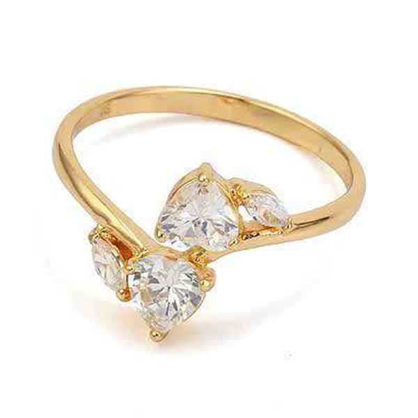 Gold Engagement Rings 2015 For Girls 0010