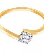 Gold Engagement Rings 2015 For Girls 0011