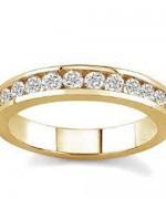 Gold Engagement Rings 2015 For Girls 005