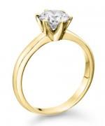 Gold Engagement Rings 2015 For Girls 008