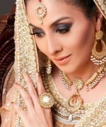 Gold Jewellery Set 2015 Designs For Brides 0011