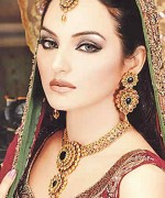 Gold Jewellery Set 2015 Designs For Brides 0016