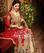 Gold Jewellery Set 2015 Designs For Brides 0017