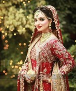 Gold Jewellery Set 2015 Designs For Brides 003