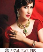 Gold Jewellery Set 2015 Designs For Brides 008