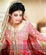 Gold Jewellery Set 2015 Designs For Brides 09