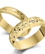 Gold Wedding Rings 2015 For Girls 001