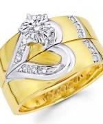 Gold Wedding Rings 2015 For Girls 0013