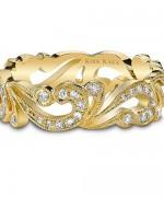 Gold Wedding Rings 2015 For Girls 0014