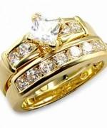Gold Wedding Rings 2015 For Girls 0015