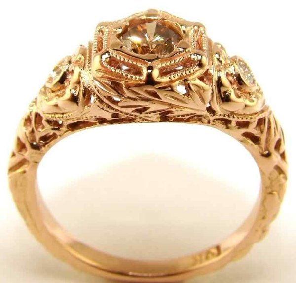Moroccan Wedding Rings