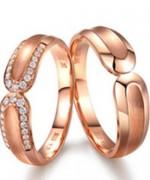 Gold Wedding Rings 2015 For Girls 007
