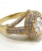 Gold Wedding Rings 2015 For Girls 008