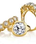 Gold Wedding Rings 2015 For Girls 009