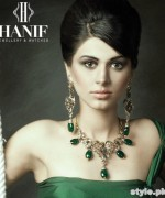 Hanif Jewellers Latest Jewellery Collection 2015 For Women 4