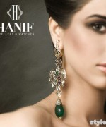Hanif Jewellers Latest Jewellery Collection 2015 For Women 5