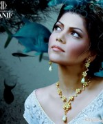 Hanif Jewellers Latest Jewellery Collection 2015 For Women 6