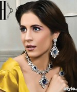 Hanif Jewellers Latest Jewellery Collection 2015 For Women 7