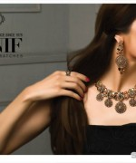 Hanif Jewellers Latest Jewellery Collection 2015 For Women 8