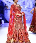 Indian Bridal Dresses 2015 001