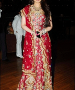 Indian Bridal Dresses 2015 002