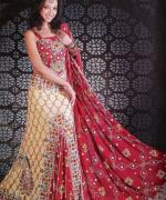 Indian Bridal Dresses 2015 003