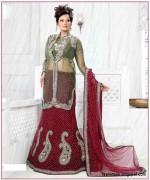 Indian Bridal Dresses 2015 006