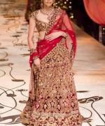 Indian Bridal Dresses 2015 008