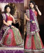 Indian Bridal Dresses 2015 009